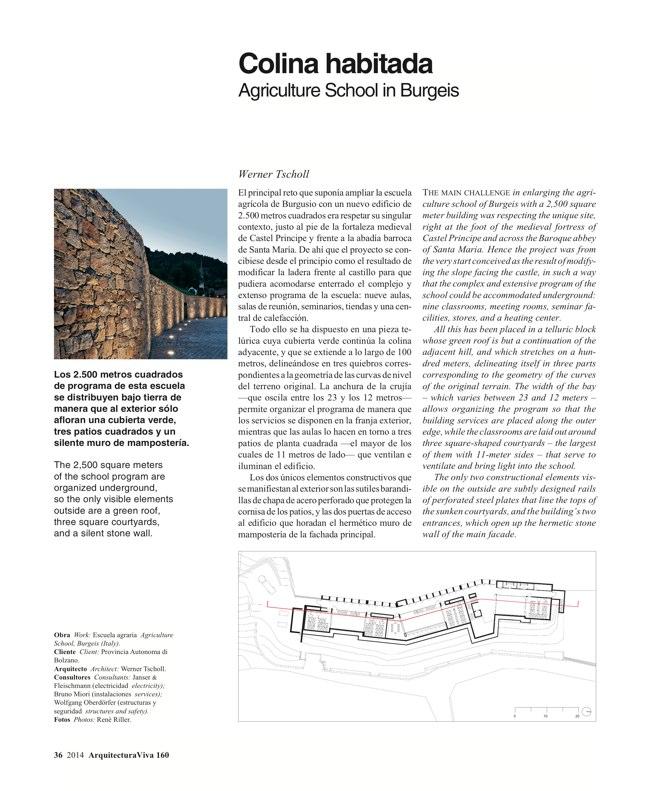 Arquitectura Viva 160 Italian Beauty - Preview 10