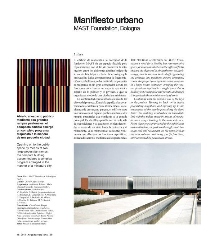 Arquitectura Viva 160 Italian Beauty - Preview 16
