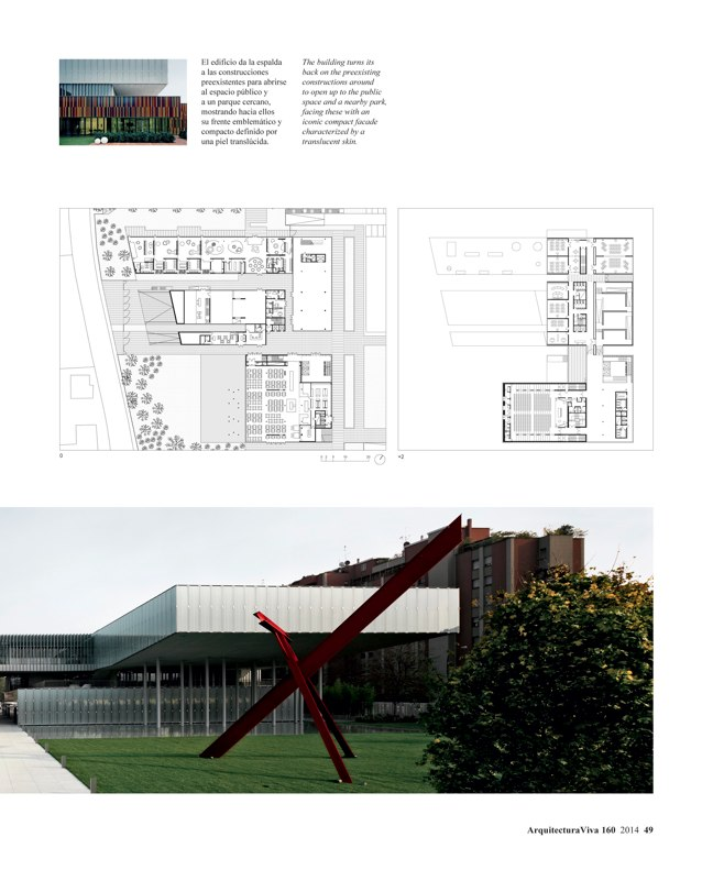 Arquitectura Viva 160 Italian Beauty - Preview 17