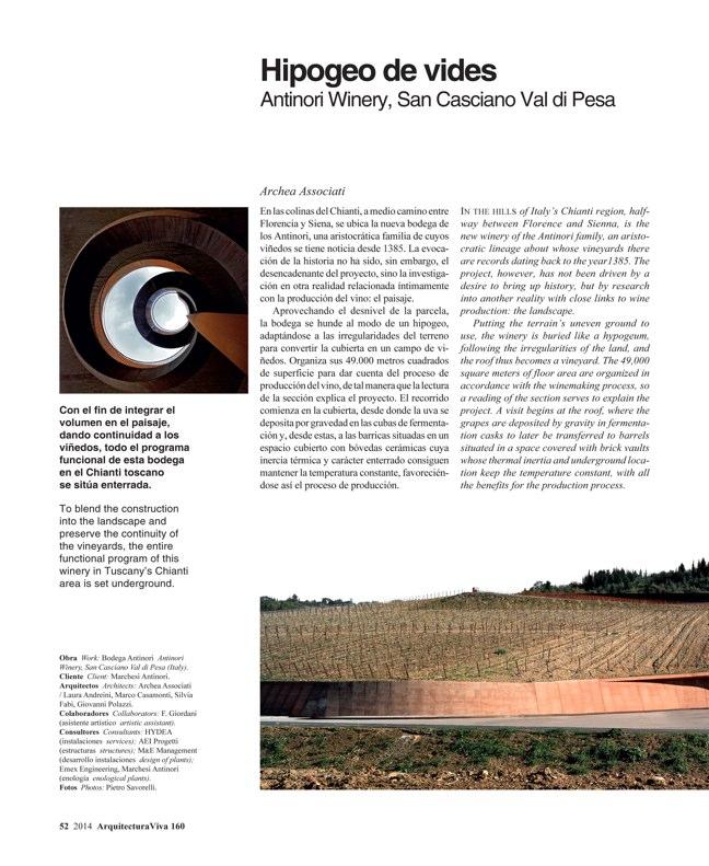 Arquitectura Viva 160 Italian Beauty - Preview 18