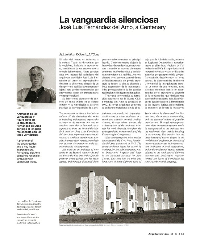 Arquitectura Viva 160 Italian Beauty - Preview 22