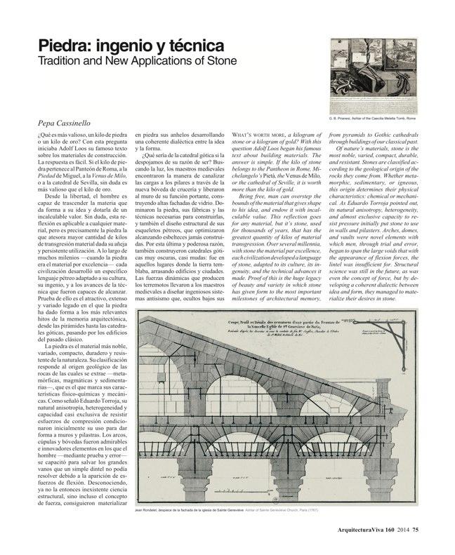 Arquitectura Viva 160 Italian Beauty - Preview 25