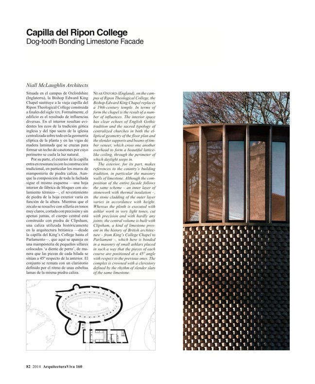 Arquitectura Viva 160 Italian Beauty - Preview 29