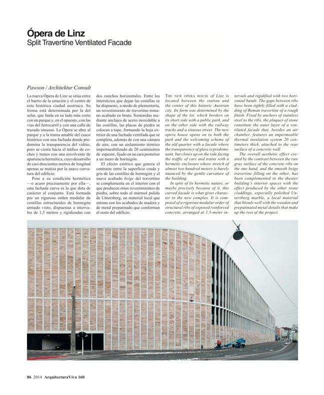 Arquitectura Viva 160 Italian Beauty - Preview 31