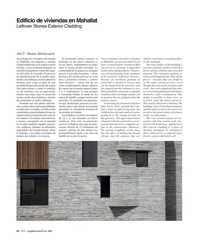 Arquitectura Viva 160 Italian Beauty - Preview 32