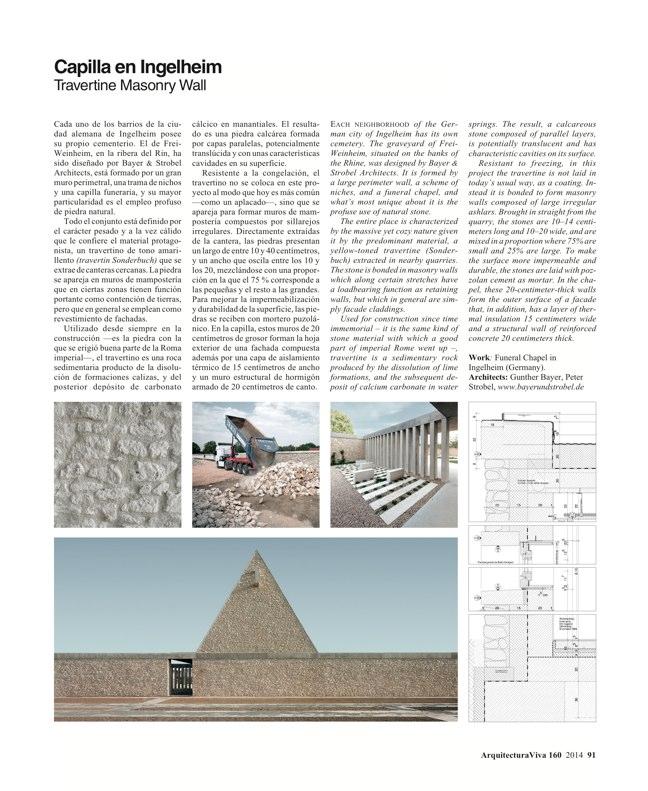 Arquitectura Viva 160 Italian Beauty - Preview 33
