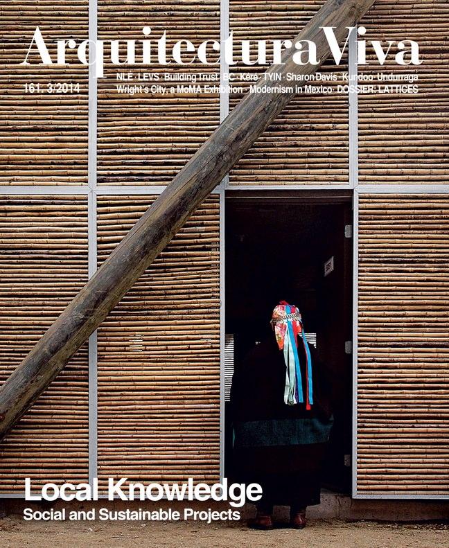 arquitectura viva 161 local knowledge - Arquitecturaviva