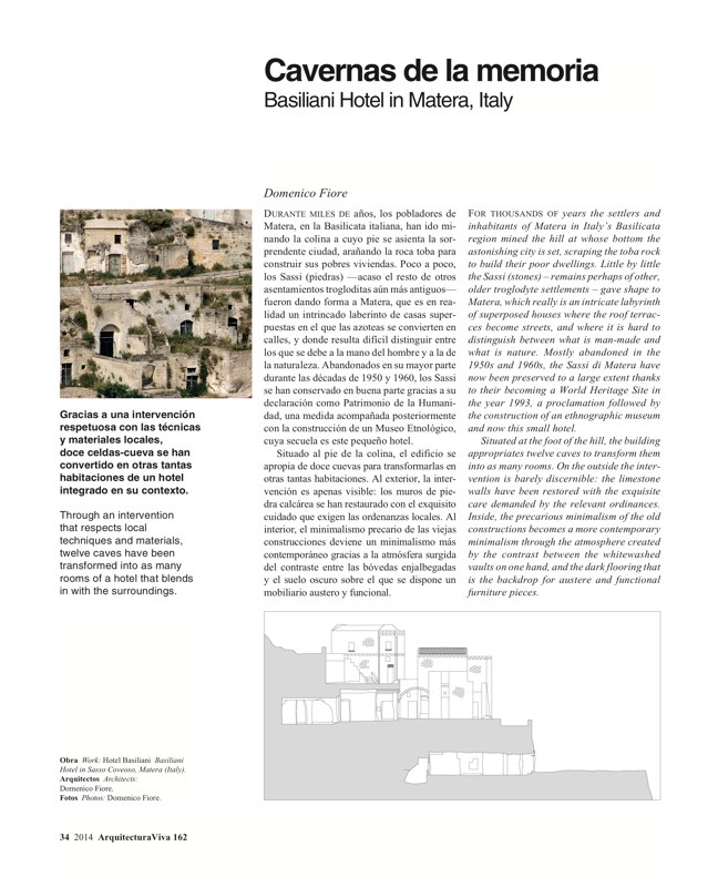 Arquitectura Viva 162 Palimpsests. Extending the Life of Buildings - Preview 10