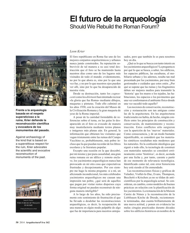 Arquitectura Viva 162 Palimpsests. Extending the Life of Buildings - Preview 17