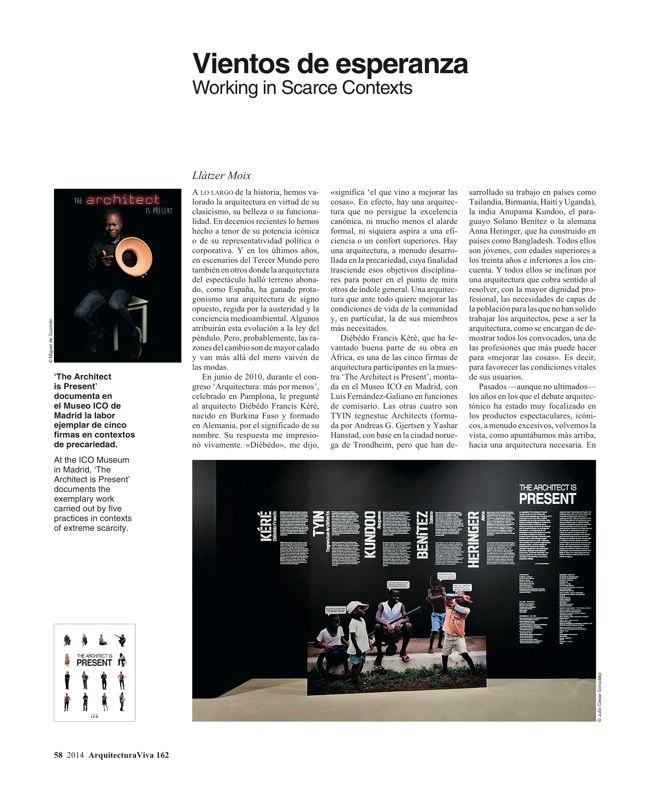 Arquitectura Viva 162 Palimpsests. Extending the Life of Buildings - Preview 19