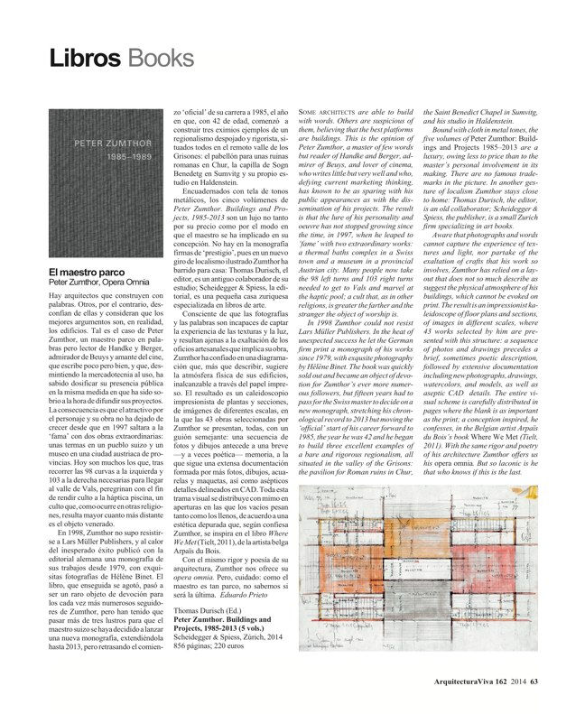 Arquitectura Viva 162 Palimpsests. Extending the Life of Buildings - Preview 20