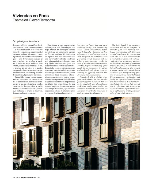 Arquitectura Viva 162 Palimpsests. Extending the Life of Buildings - Preview 24