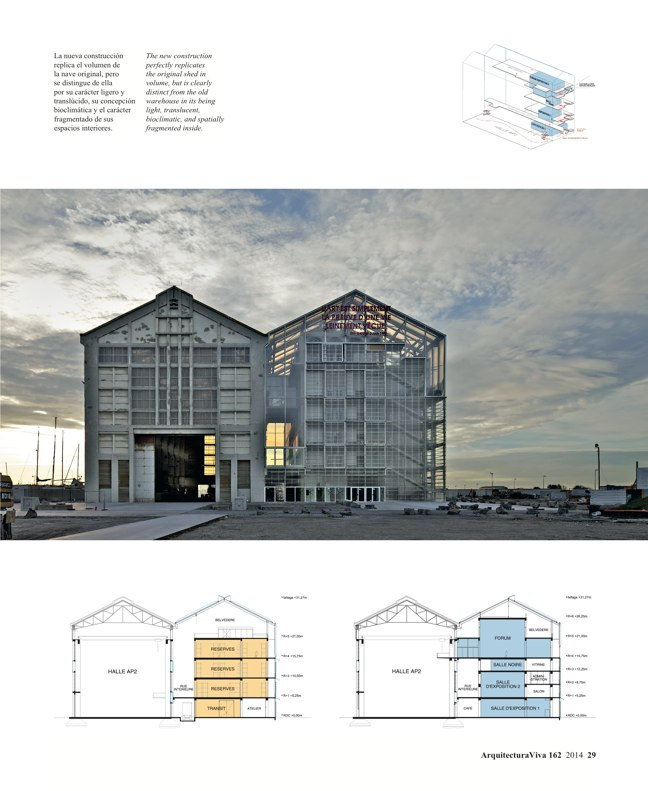 Arquitectura Viva 162 Palimpsests. Extending the Life of Buildings - Preview 9