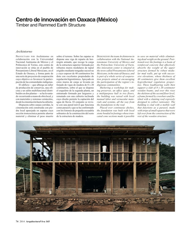 Arquitectura Viva 165 GLOBAL TOUR - Preview 26