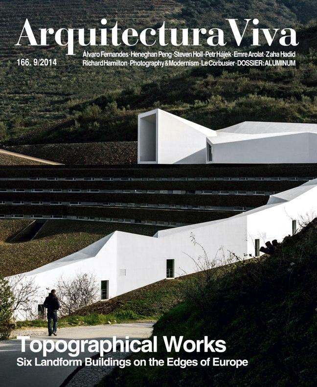 Arquitectura Viva 166 TOPOGRAPHICAL WORKS / OBRAS TOPOGRÁFICAS