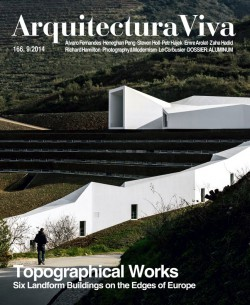 Arquitectura Viva 166 TOPOGRAPHICAL WORKS / OBRAS TOPOGRÁFICAS