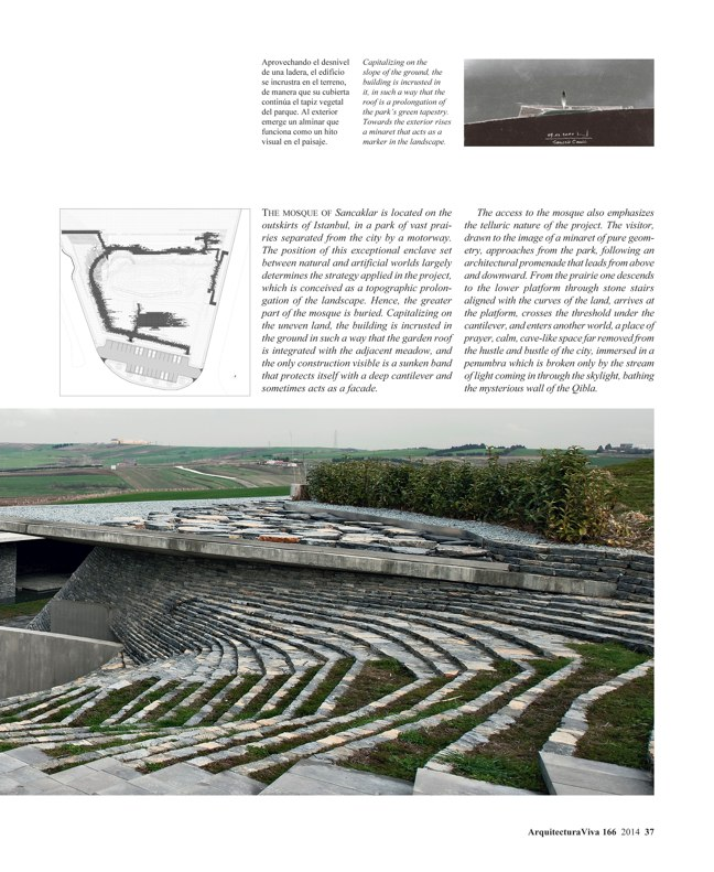 Arquitectura Viva 166 TOPOGRAPHICAL WORKS / OBRAS TOPOGRÁFICAS - Preview 14