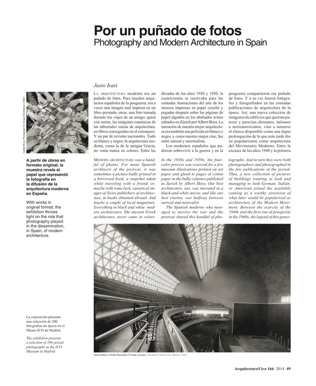 Arquitectura Viva 166 TOPOGRAPHICAL WORKS / OBRAS TOPOGRÁFICAS - Preview 17