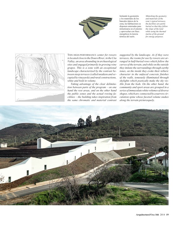 Arquitectura Viva 166 TOPOGRAPHICAL WORKS / OBRAS TOPOGRÁFICAS - Preview 6
