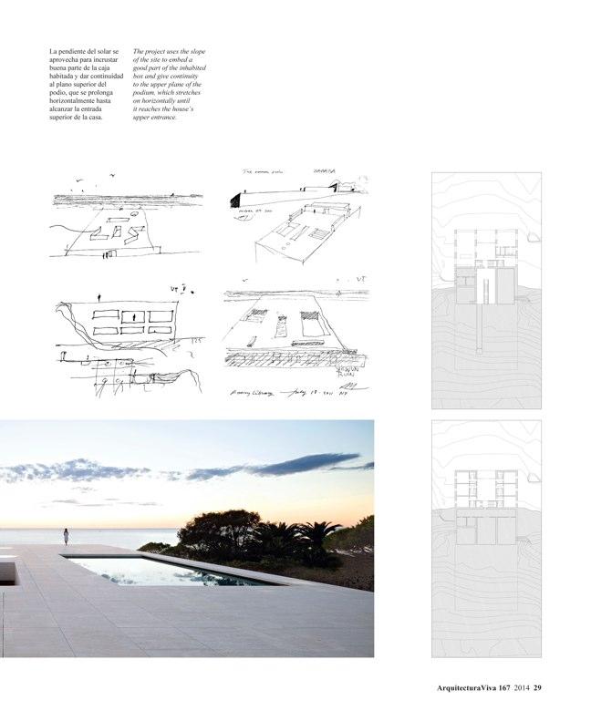 Arquitectura Viva 167 IBERIAN HOUSES · CASAS IBÉRICAS - Preview 10