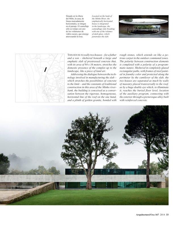Arquitectura Viva 167 IBERIAN HOUSES · CASAS IBÉRICAS - Preview 12