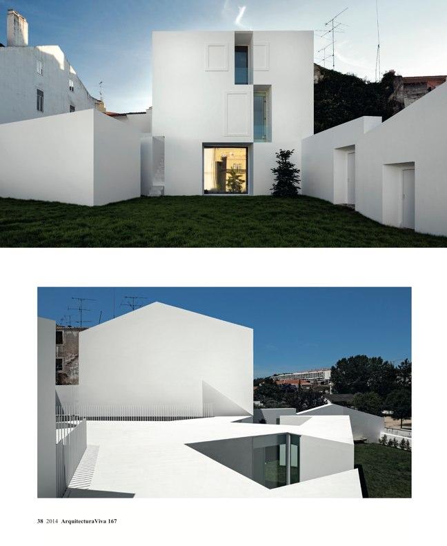 Arquitectura Viva 167 IBERIAN HOUSES · CASAS IBÉRICAS - Preview 14