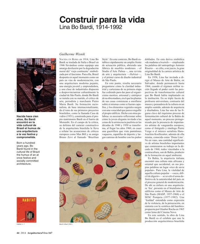 Arquitectura Viva 167 IBERIAN HOUSES · CASAS IBÉRICAS - Preview 16