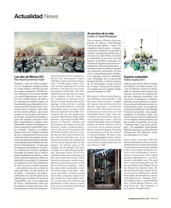 Arquitectura Viva 167 IBERIAN HOUSES · CASAS IBÉRICAS - Preview 3