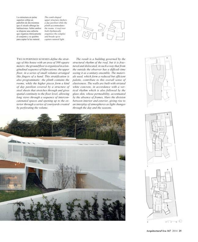 Arquitectura Viva 167 IBERIAN HOUSES · CASAS IBÉRICAS - Preview 8