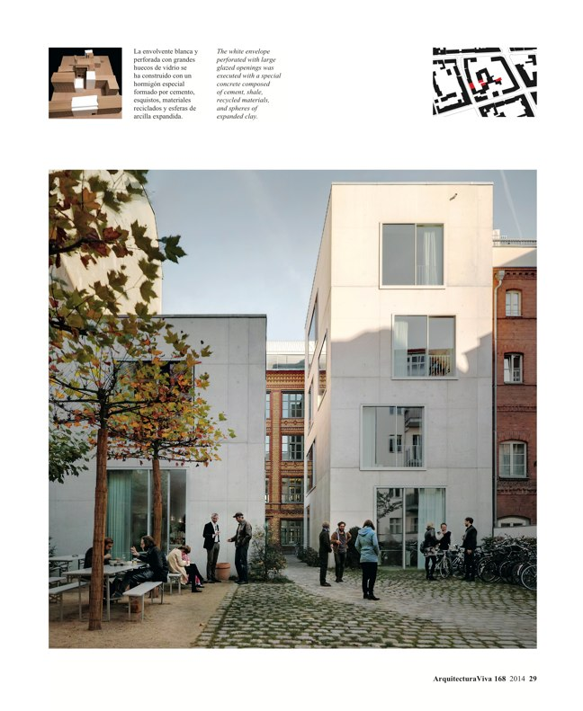Arquitectura Viva 168 MASS IS MORE. THERMAL INERTIA AND SUSTAINABILITY - Preview 11