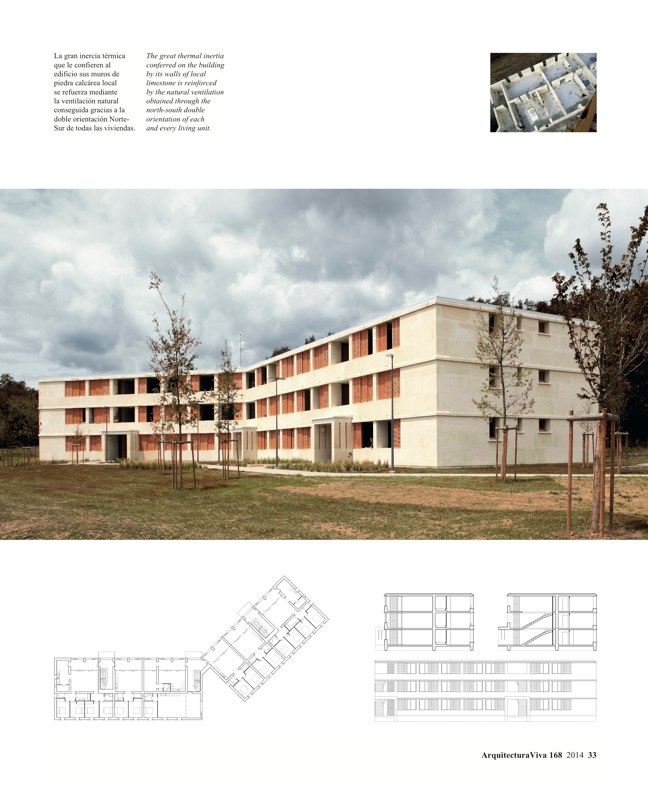 Arquitectura Viva 168 MASS IS MORE. THERMAL INERTIA AND SUSTAINABILITY - Preview 13