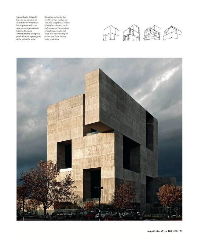 Arquitectura Viva 168 MASS IS MORE. THERMAL INERTIA AND SUSTAINABILITY - Preview 15