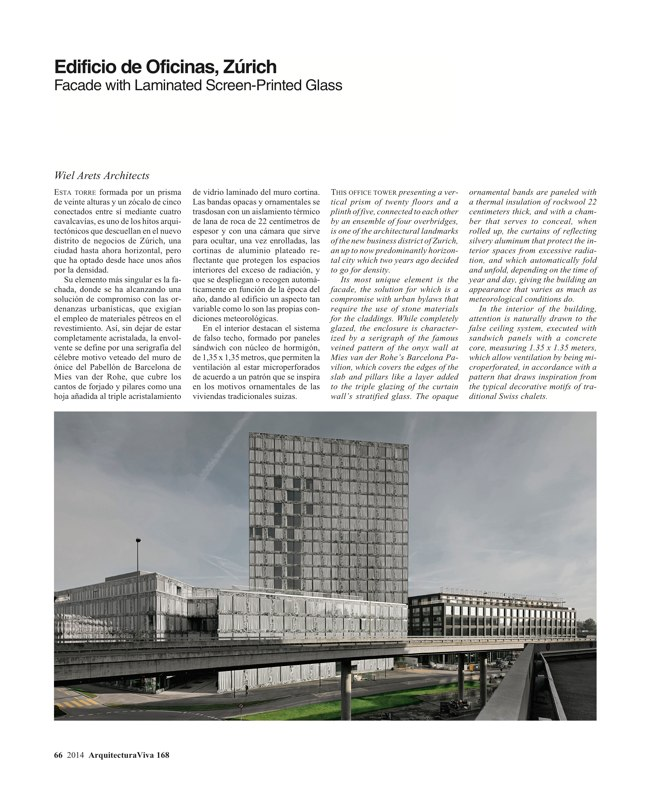 Arquitectura Viva 168 MASS IS MORE. THERMAL INERTIA AND SUSTAINABILITY - Preview 21