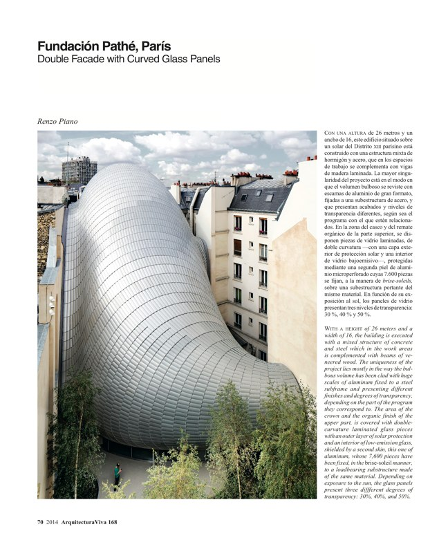 Arquitectura Viva 168 MASS IS MORE. THERMAL INERTIA AND SUSTAINABILITY - Preview 22