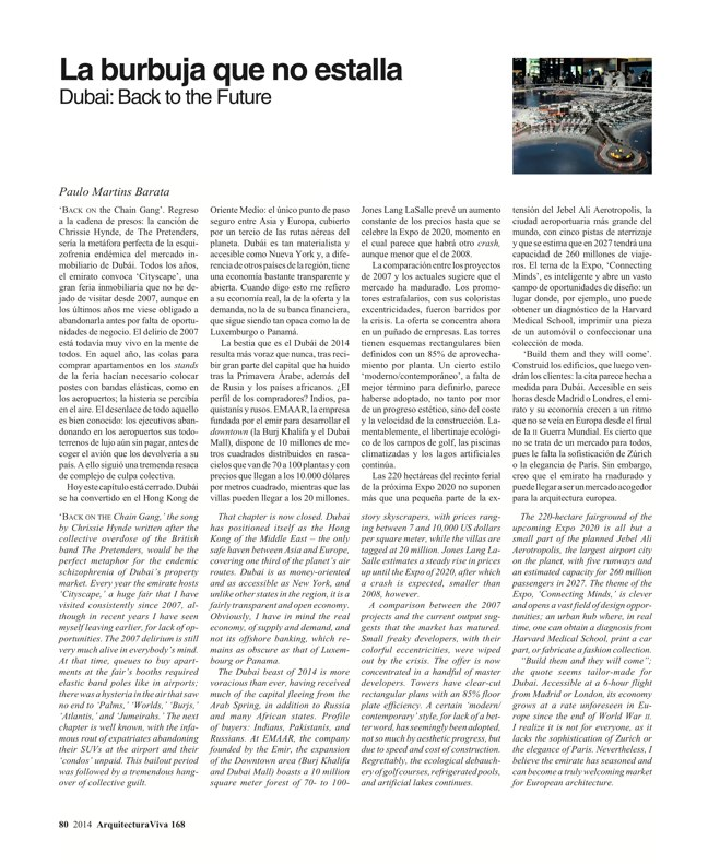 Arquitectura Viva 168 MASS IS MORE. THERMAL INERTIA AND SUSTAINABILITY - Preview 25