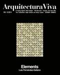 Arquitectura Viva 169 ELEMENTS