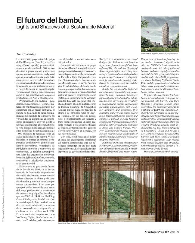 Arquitectura Viva 169 ELEMENTS - Preview 15