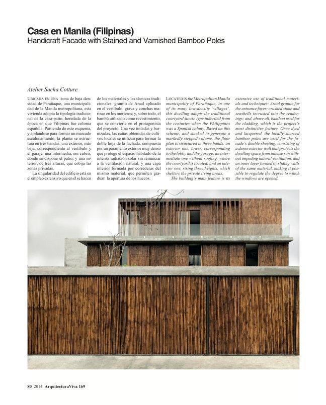 Arquitectura Viva 169 ELEMENTS - Preview 16