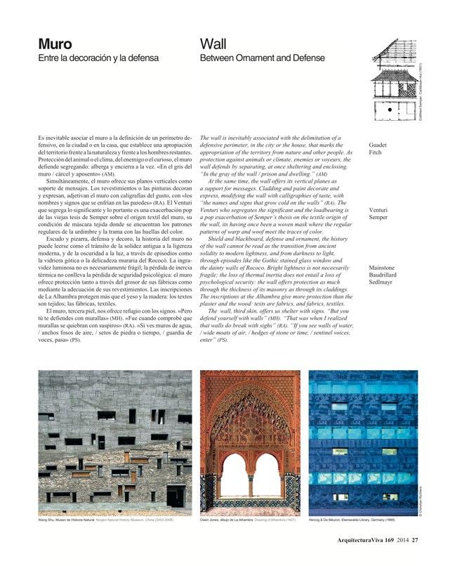 Arquitectura Viva 169 ELEMENTS - Preview 8