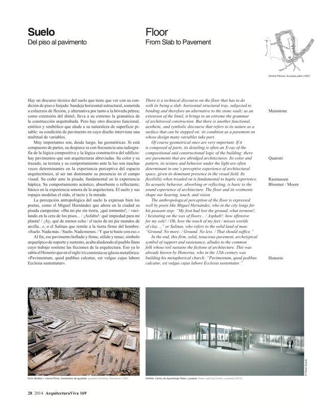 Arquitectura Viva 169 ELEMENTS - Preview 9