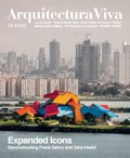 Arquitectura Viva 170 EXPANDED ICONS