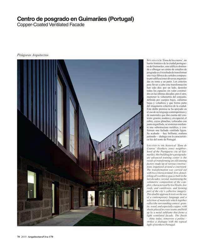 Arquitectura Viva 170 EXPANDED ICONS - Preview 21