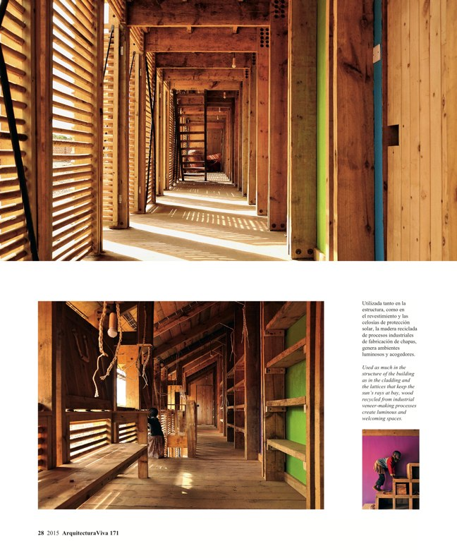 Arquitectura Viva 171 NECESSARY BUILDERS - Preview 10