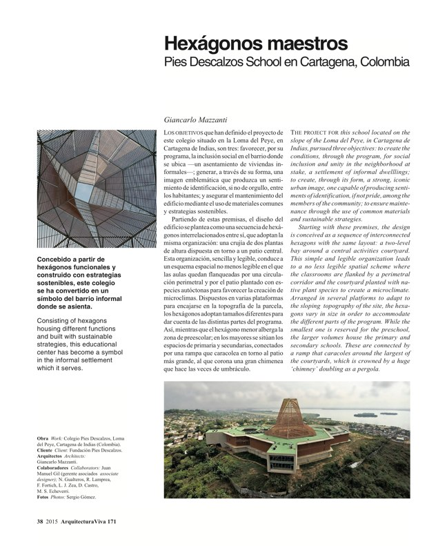Arquitectura Viva 171 NECESSARY BUILDERS - Preview 13