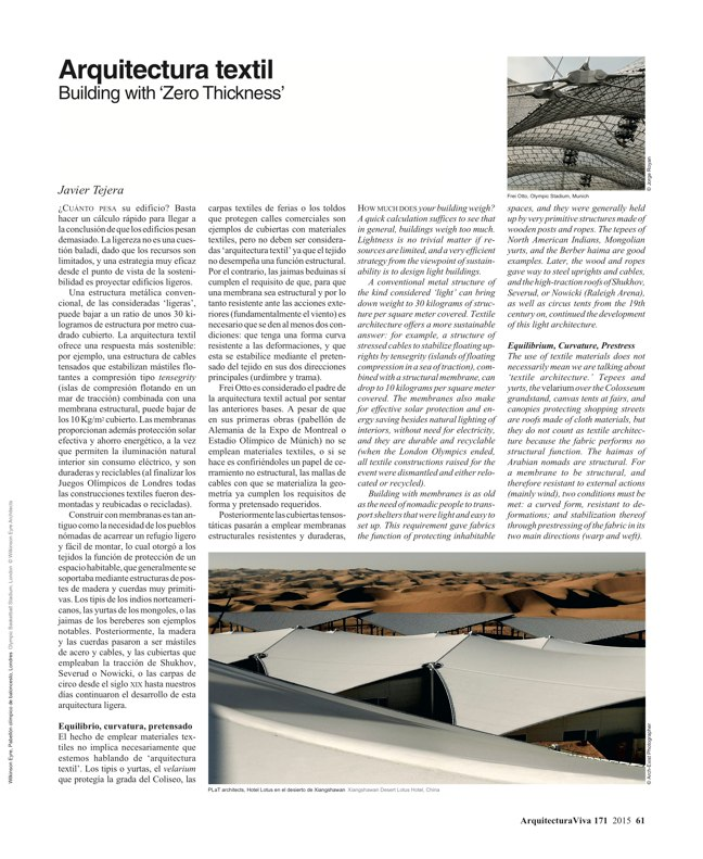 Arquitectura Viva 171 NECESSARY BUILDERS - Preview 19