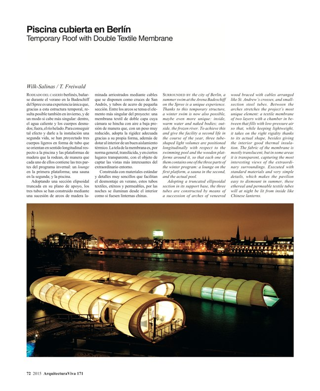 Arquitectura Viva 171 NECESSARY BUILDERS - Preview 23
