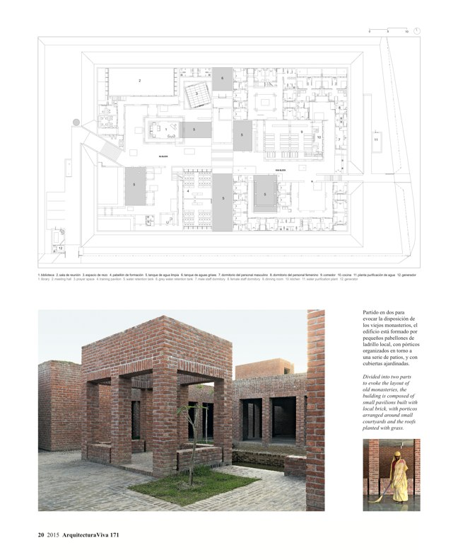 Arquitectura Viva 171 NECESSARY BUILDERS - Preview 6