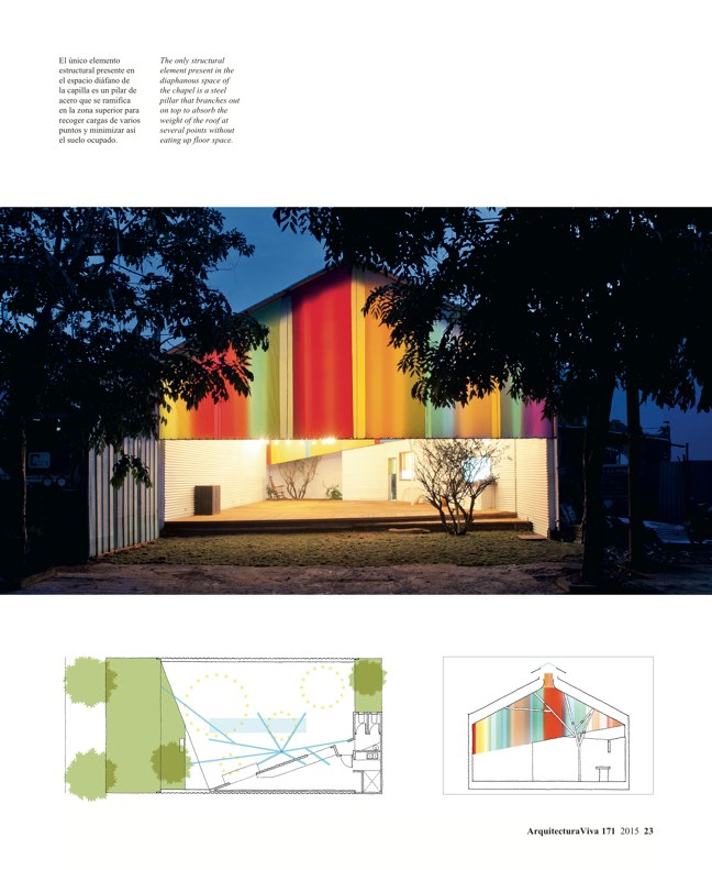Arquitectura Viva 171 NECESSARY BUILDERS - Preview 8