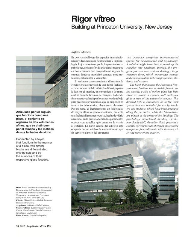 Arquitectura Viva 173 SPAIN ABROAD - Preview 10