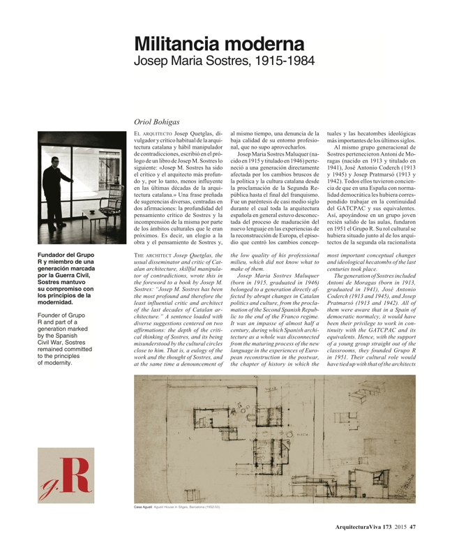 Arquitectura Viva 173 SPAIN ABROAD - Preview 12
